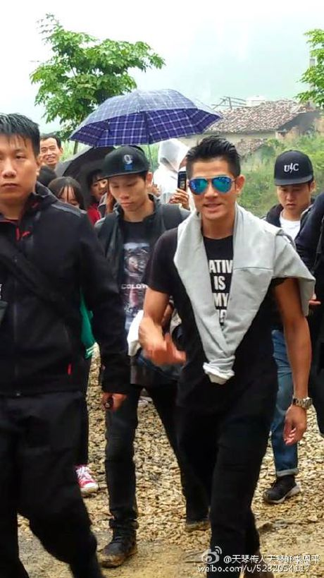 Quach Phu Thanh bat ngo co mat tai Cao Bang - Anh 6