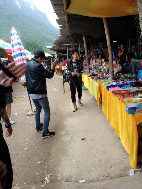Quach Phu Thanh bat ngo co mat tai Cao Bang - Anh 9