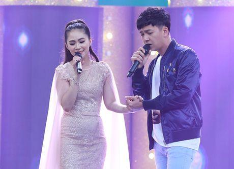Ngo Kien Huy nguong chin mat vi bi Truong Giang che tren TV - Anh 1