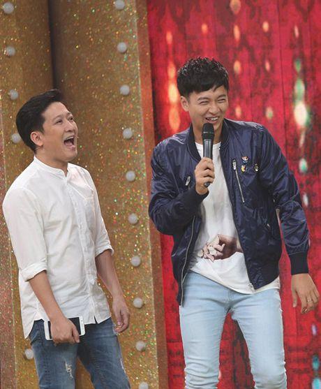 Ngo Kien Huy nguong chin mat vi bi Truong Giang che tren TV - Anh 2