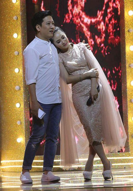 Ngo Kien Huy nguong chin mat vi bi Truong Giang che tren TV - Anh 5