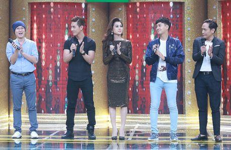 Ngo Kien Huy nguong chin mat vi bi Truong Giang che tren TV - Anh 6