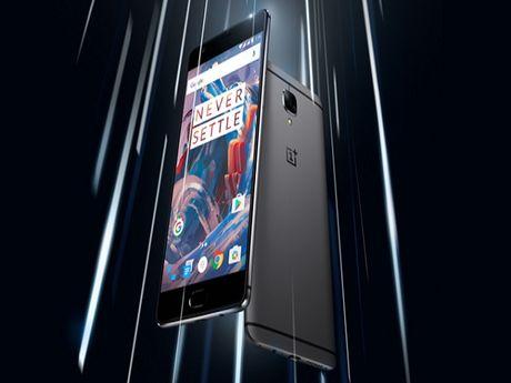 OnePlus 3T co the se la dien thoai dau tien dung RAM 8GB - Anh 1