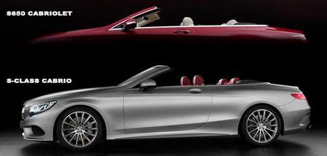 Mercedes-Maybach S650 mui tran sieu sang lo dien - Anh 1