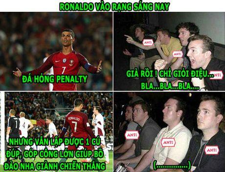 HAU TRUONG (14.11): Ronaldo 'dap le', Huy Toan 'so kho' nhu Marco Reus - Anh 1