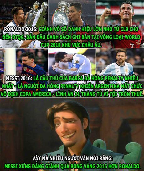 HAU TRUONG (14.11): Ronaldo 'dap le', Huy Toan 'so kho' nhu Marco Reus - Anh 2