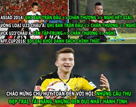 HAU TRUONG (14.11): Ronaldo 'dap le', Huy Toan 'so kho' nhu Marco Reus - Anh 3