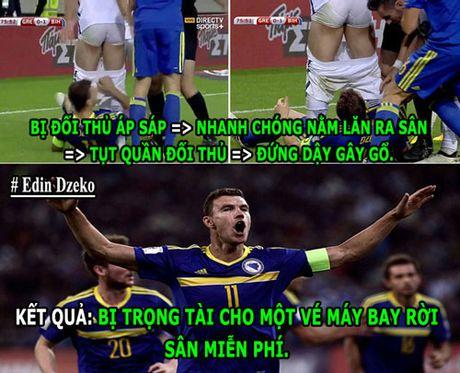 HAU TRUONG (14.11): Ronaldo 'dap le', Huy Toan 'so kho' nhu Marco Reus - Anh 4