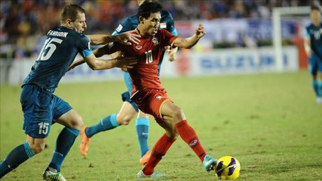 Tien dao Teerasil Dangda quyet cung DT Thai Lan vo dich AFF Cup 2016 - Anh 1