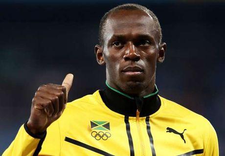 Usain Bolt toi Dortmund, khong phai tro dua - Anh 1