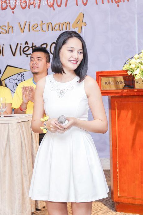 HH Huong Giang tai xuat rang ro sau sinh con thu hai - Anh 3