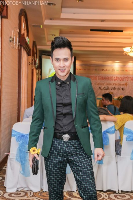 HH Huong Giang tai xuat rang ro sau sinh con thu hai - Anh 7