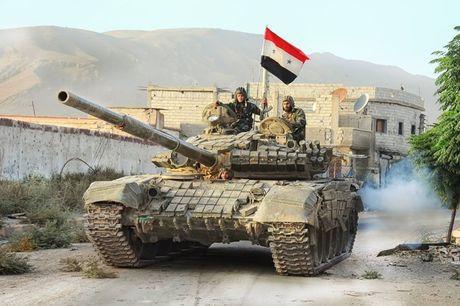 Quan doi Syria giai phong thanh pho Aleppo 'trong tuong lai gan' - Anh 1