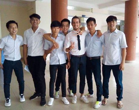 Anh doi thuong cua my nam nguoi Phap dang gay sot o VN - Anh 2