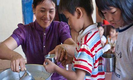 Hanh trinh vi su phat trien khoe manh cua tre em Viet Nam - Anh 1