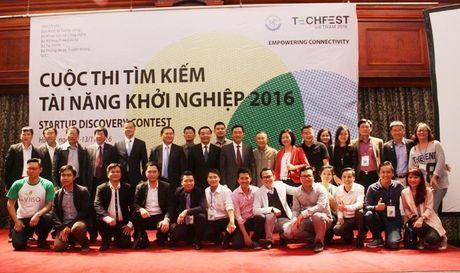 Techfest 2016: Gan 3.000 luot nguoi tham gia, 220 luot ket noi dau tu - Anh 2