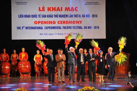 Lien hoan quoc te San khau thu nghiem lan thu III – 2016 - Anh 1