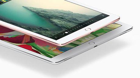 Sap co iPad moi voi vien man hinh sieu mong - Anh 1