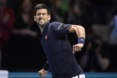 Xem Djokovic va Raonic thang luot mo man ATP Finals - Anh 3
