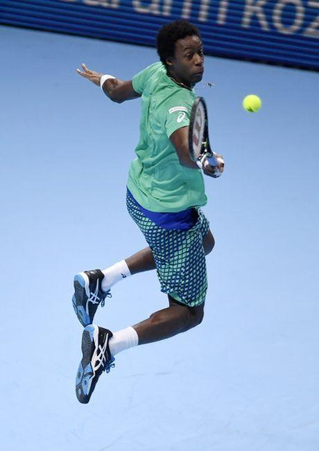 Xem Djokovic va Raonic thang luot mo man ATP Finals - Anh 6