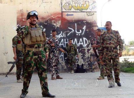 Cung duong, IS o at tan cong lieu chet o Mosul - Anh 1
