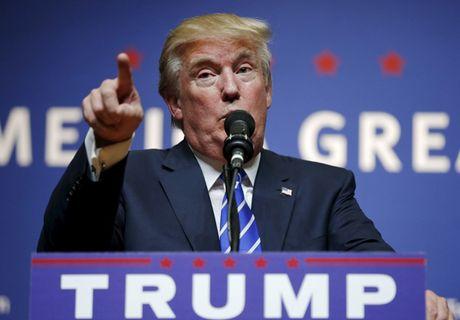 Donald Trump se nhan luong tong thong 1 USD - Anh 1