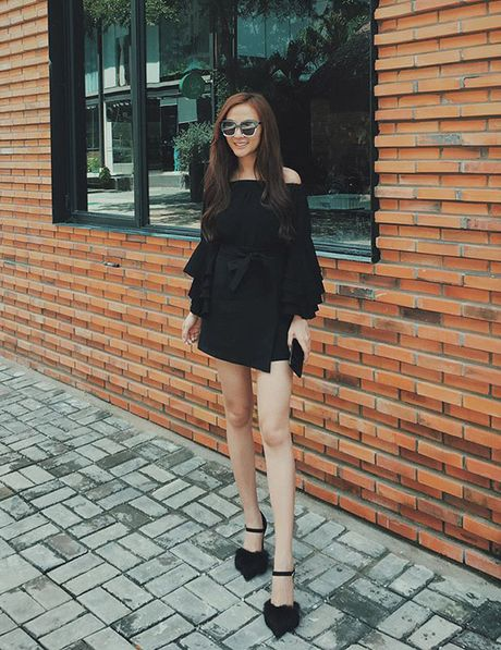 Muon hoc cach mix do, xem ngay street style sao Viet tuan qua - Anh 1
