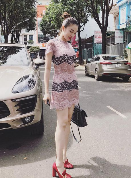 Muon hoc cach mix do, xem ngay street style sao Viet tuan qua - Anh 5