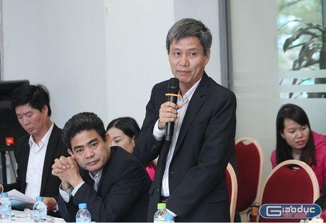 Tu nam 2020 chuan giao vien phai dat trinh do Dai hoc, vay Cao dang day ai? - Anh 1