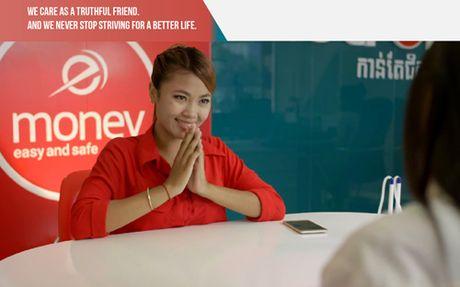 eMoney va phong cach Viettel tai xu Chua Thap - Anh 1