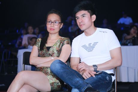 Dan Truong, Cam Ly miet mai tap luyen cung hoc tro - Anh 4