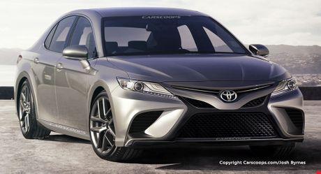 4 dieu co the ban chua biet ve Toyota Camry 2018 - Anh 1