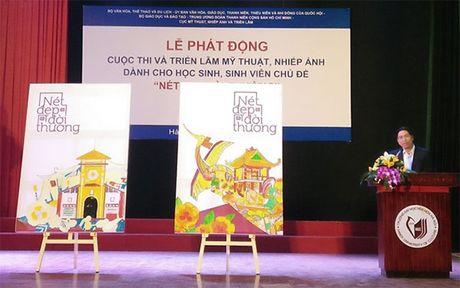 'Net dep doi thuong' qua goc nhin cua hoc sinh, sinh vien - Anh 1