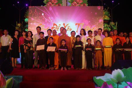 Hon 1.000 Phat tu du dai le Ha Nguon tai chua Phuoc Quang - Anh 1