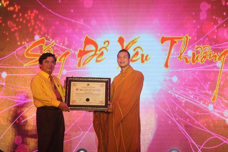 Hon 1.000 Phat tu du dai le Ha Nguon tai chua Phuoc Quang - Anh 3