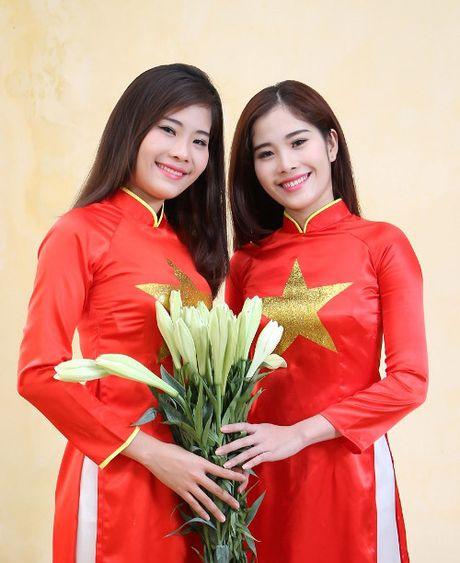 Lo dien nhan sac nguoi chi song sinh cua Hoa khoi Nguyen Thi Le Nam Em - Anh 5
