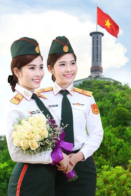 Lo dien nhan sac nguoi chi song sinh cua Hoa khoi Nguyen Thi Le Nam Em - Anh 7