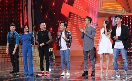 Ngo Kien Huy khoc rong vi bi Tran Thanh, Chi Tai 'de dau cuoi co' - Anh 1