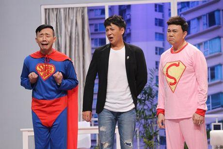 Ngo Kien Huy khoc rong vi bi Tran Thanh, Chi Tai 'de dau cuoi co' - Anh 4