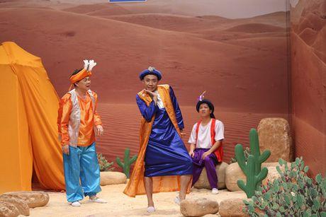Ngo Kien Huy khoc rong vi bi Tran Thanh, Chi Tai 'de dau cuoi co' - Anh 6