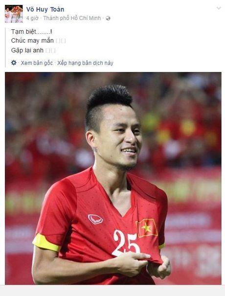 Tranh cai nay lua vu Huy Toan bi loai truoc them AFF Cup 2016 - Anh 1