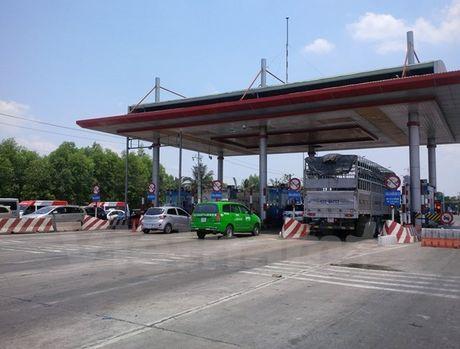 De xuat lien Bo Cong an, Tai chinh tham gia giam sat tram thu phi - Anh 1