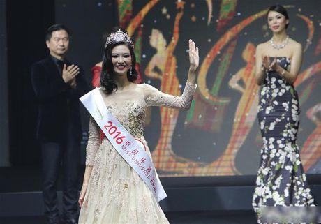 Tan Hoa hau Hoan vu Trung Quoc bi che kem xinh - Anh 1
