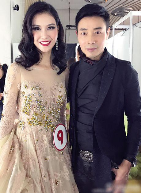 Tan Hoa hau Hoan vu Trung Quoc bi che kem xinh - Anh 3