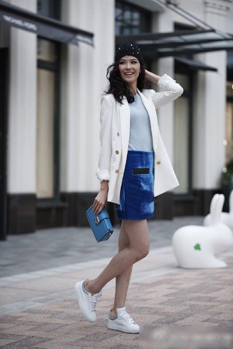 Tan Hoa hau Hoan vu Trung Quoc bi che kem xinh - Anh 9