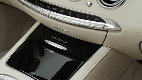 Mercedes-Maybach S650 mui tran lo dien - Anh 3
