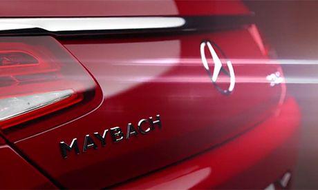 Mercedes-Maybach S650 mui tran lo dien - Anh 5