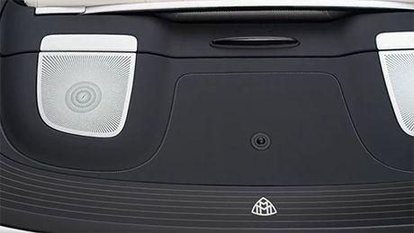 Mercedes-Maybach S650 mui tran lo dien - Anh 6
