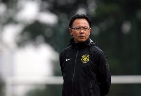 HLV Malaysia khong coi tuyen Viet Nam la doi thu nguy hiem nhat - Anh 1