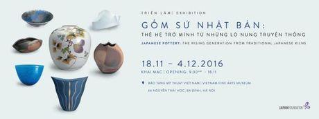 Gom su Nhat Ban: The he tro minh tu nhung lo nung truyen thong - Anh 2